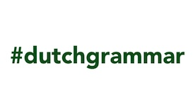 Dutch grammar for beginners