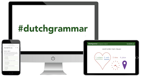 Learndutch org | Dutch for beginners