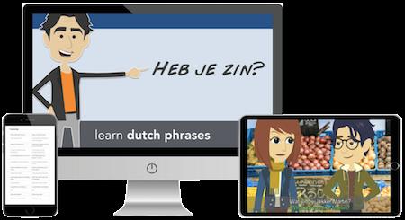 Learndutch org | Dutch for beginners